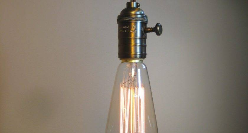 Antique Vintage Inspired Reproduction Pendant Light Created
