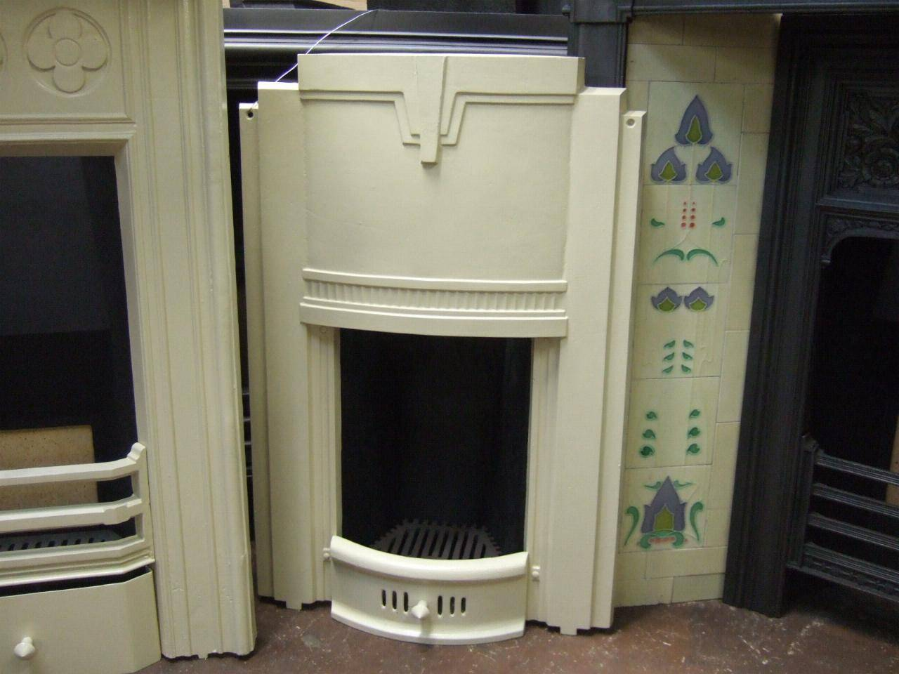 Art Deco Bedroom Fireplace Corby Northants Old Fireplaces