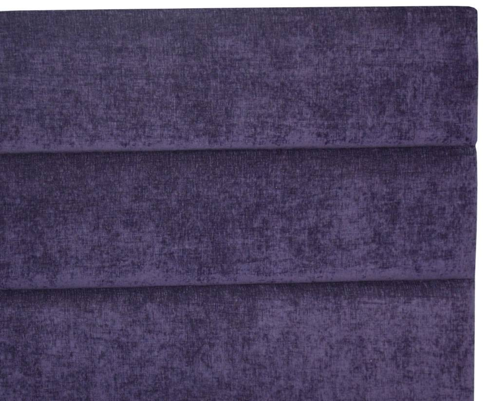 Ascot Fabric Panelled Headboard Express Delivery