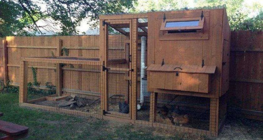 Awesome Chicken Coop Stuff Like Pinterest