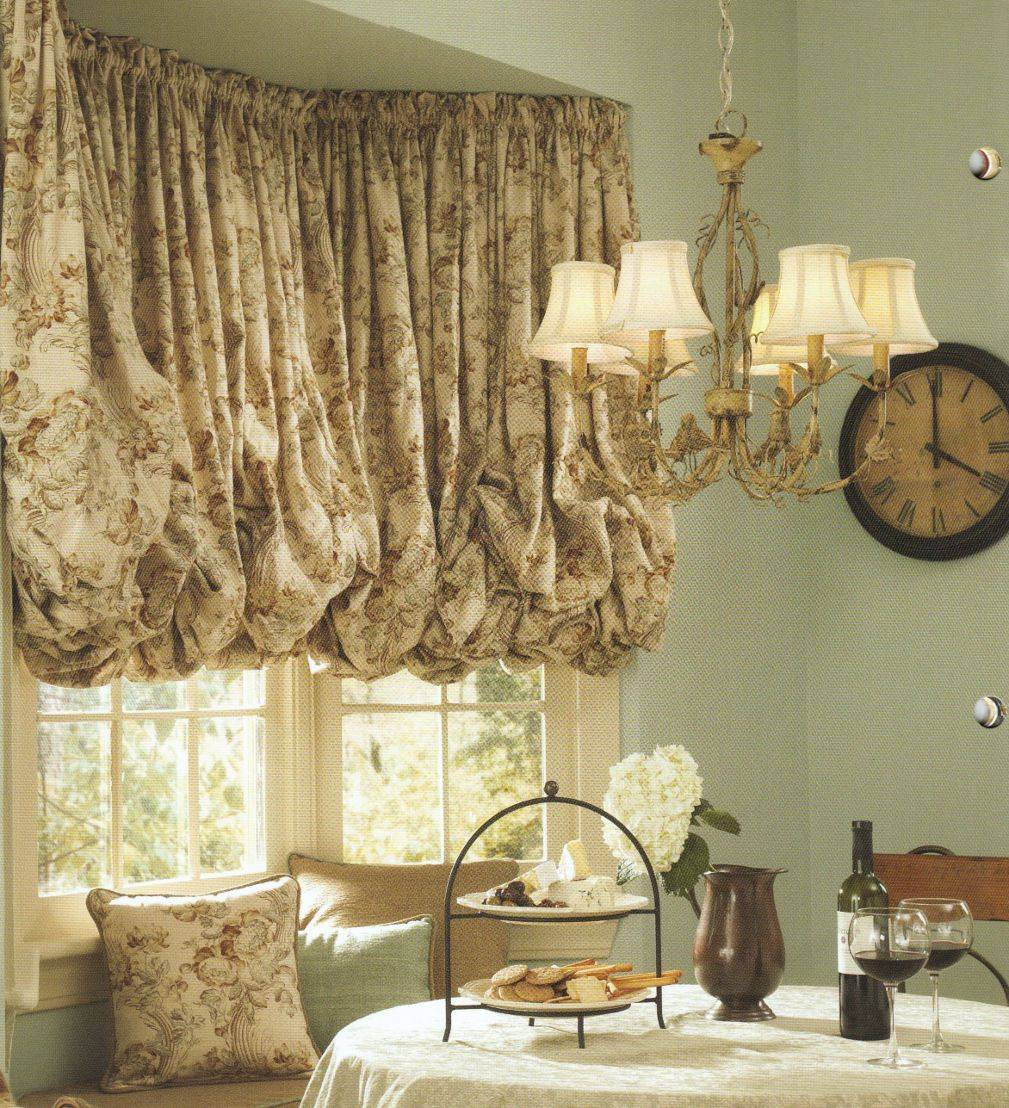 Balloon Curtains Work Blinds