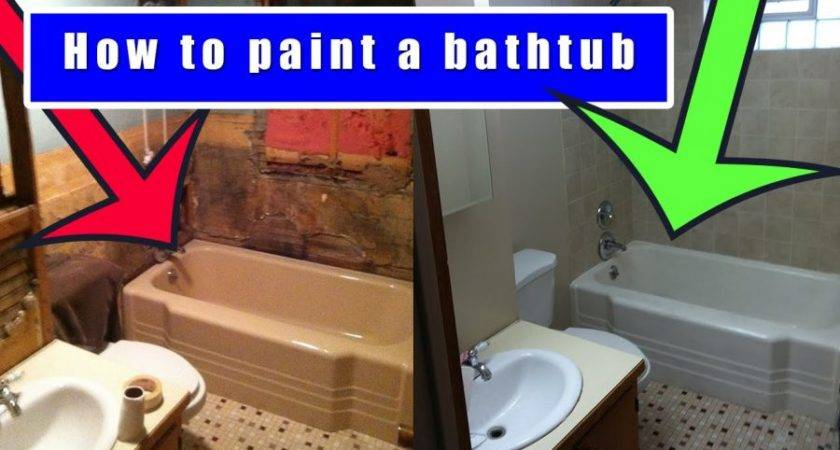 Bathroom Cozy Epoxy Paint Bathtub Inspirations Cool