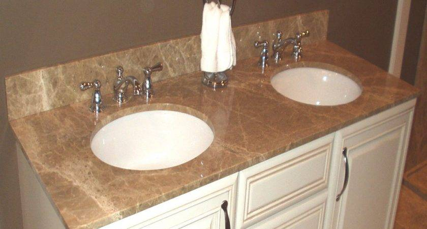Bathroom Vanity Countertops Double Sink Web Value
