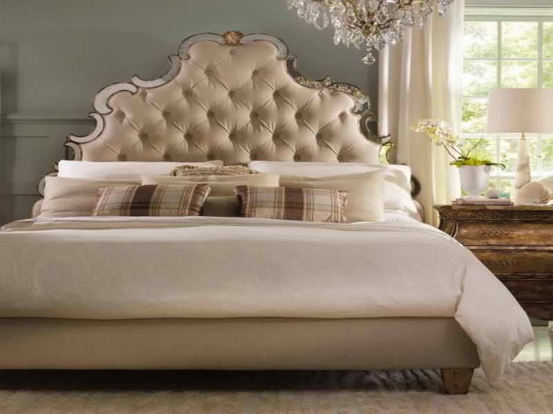Bedroom King Tufted Headboard Make Your Own