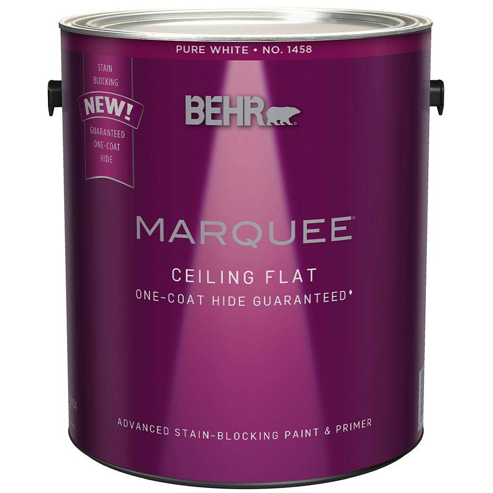 Behr Marquee Gal Flat Interior Ceiling Paint