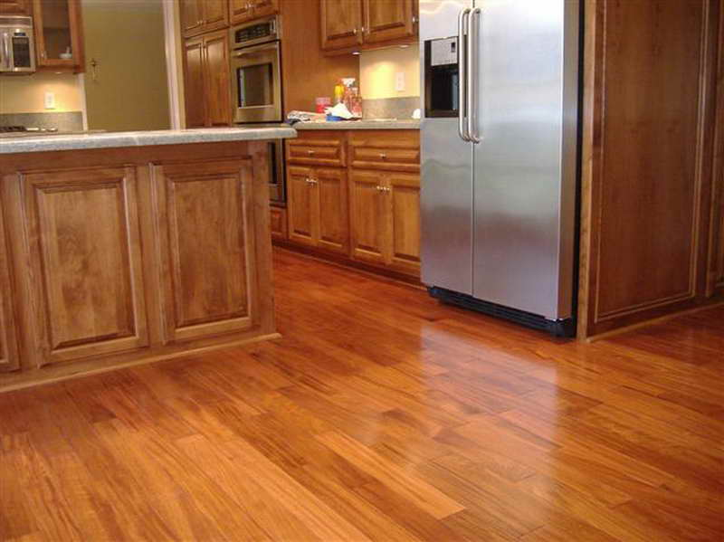 Best Flooring Small Kitchens