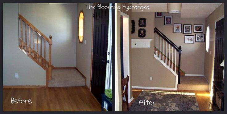 Best Way Paint Oak Stained Trim White Ask Home Design