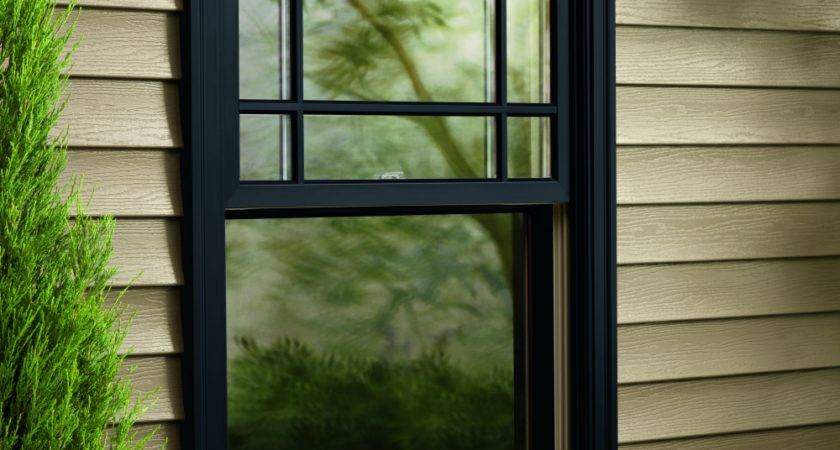 Black Window Sashes Can Pull Off