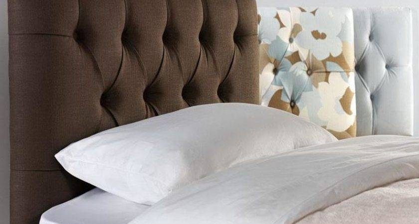 Button Tufted Upholstered Headboards Stroovi