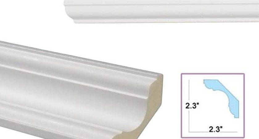 Cavetto Inch Crown Molding Overstock