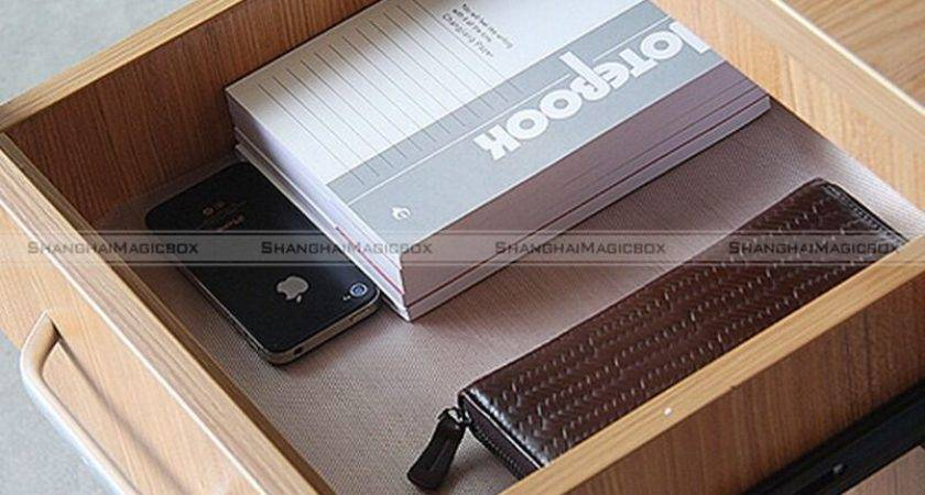 Clear Drawer Mat Shelf Liner Cabinet Storage Pad