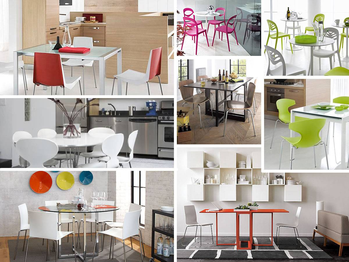 Colorful Kitchen Tables Chairs Ceridianindex