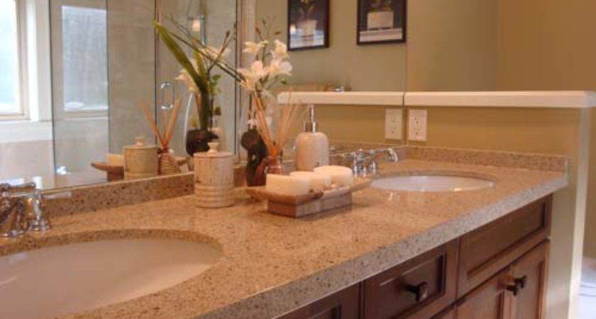 Countertop Bathroom Large Beautiful Photos