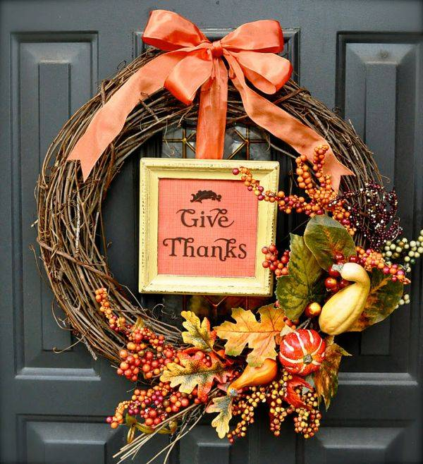 Creative Diy Projects Thanksgiving
