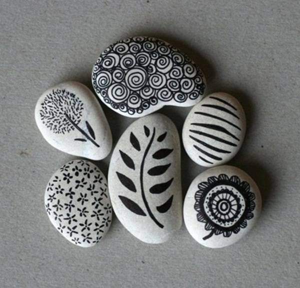 Creative Examples Rock Painting Ideas