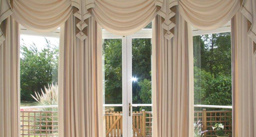 Curtain Amusing Curtains Large Windows Custom