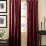 Curtain Glamorous Long Curtains Custom Drapes Wide