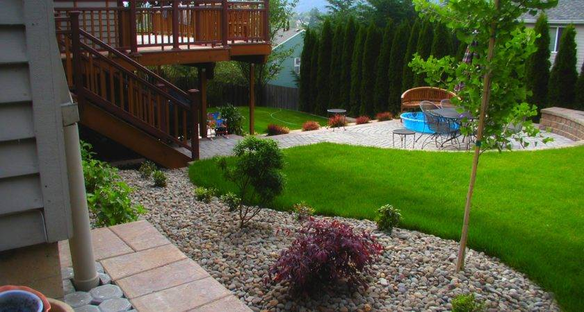 Decorating Ideas Best Cheap Landscaping Front