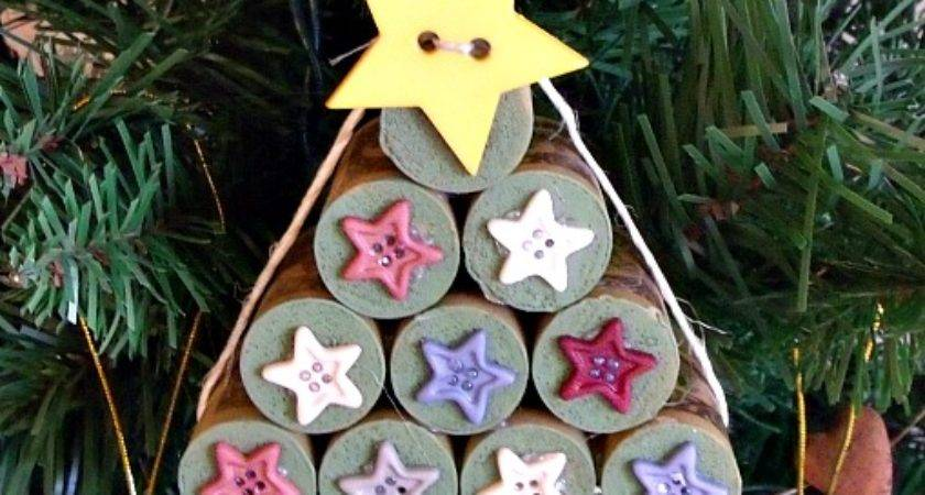 Diy Wine Cork Ornament Ideas Girl