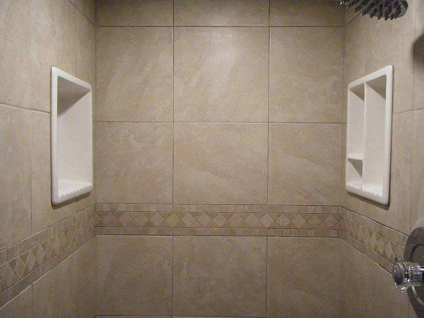 Diy Yourself Bathroom Shower Tile