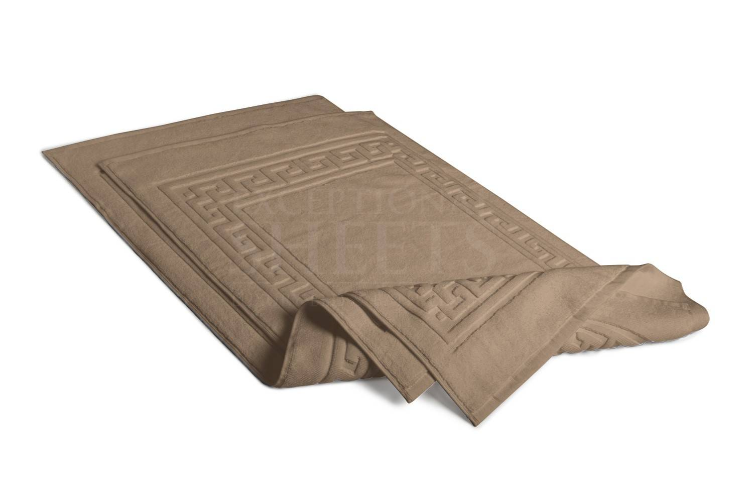 Egyptian Cotton Bath Mat Exceptionalsheets Taupe