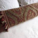 Extra Long Decorative Bolster Pillow Includes Insert