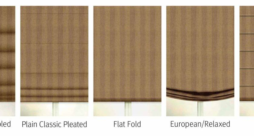 Fabric Roman Blinds Phase Shades