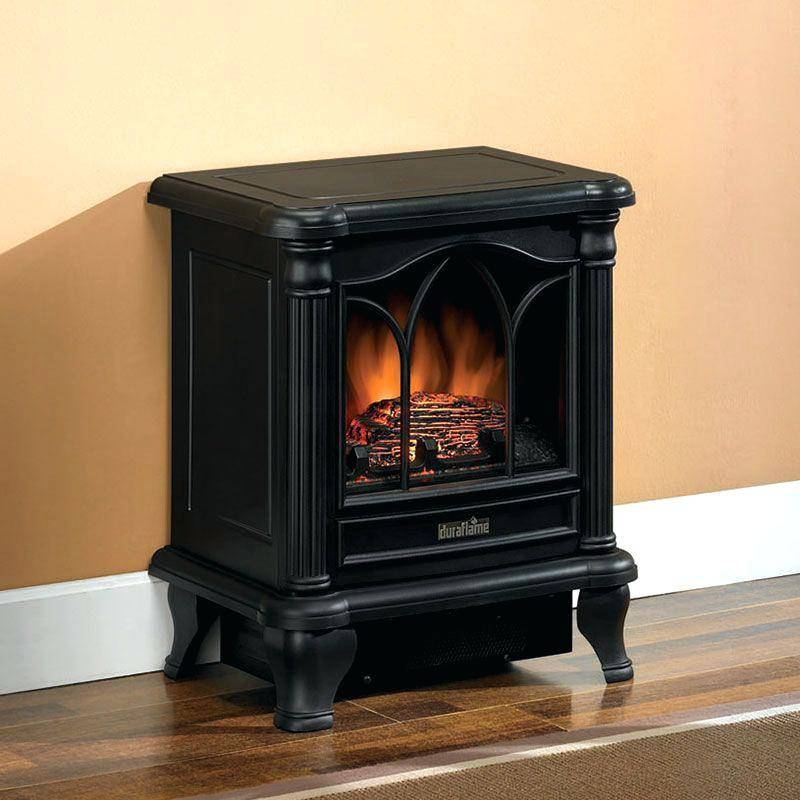 Fireplace Looking Space Heaters Vertical Electric