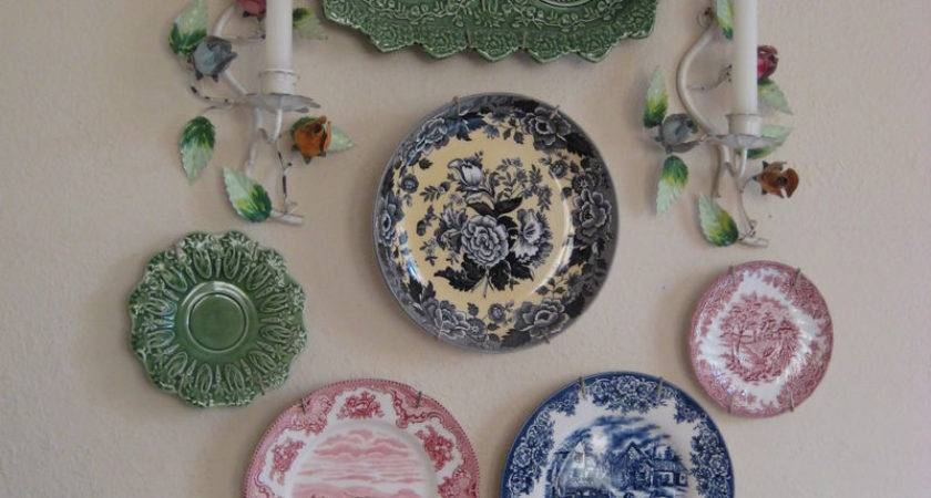 Floral Decorative Plates Awesome Best Dinnerware China