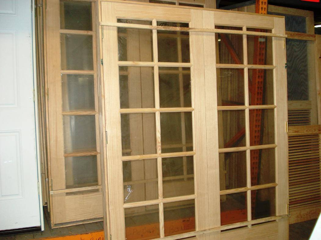 French Doors Interior Sliding Give Measurement