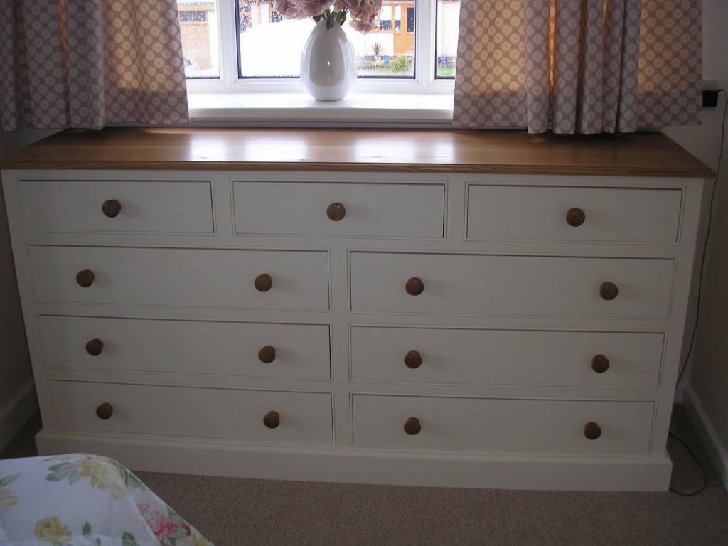 French Painted Louis Chest Drawers Provincesdefrance