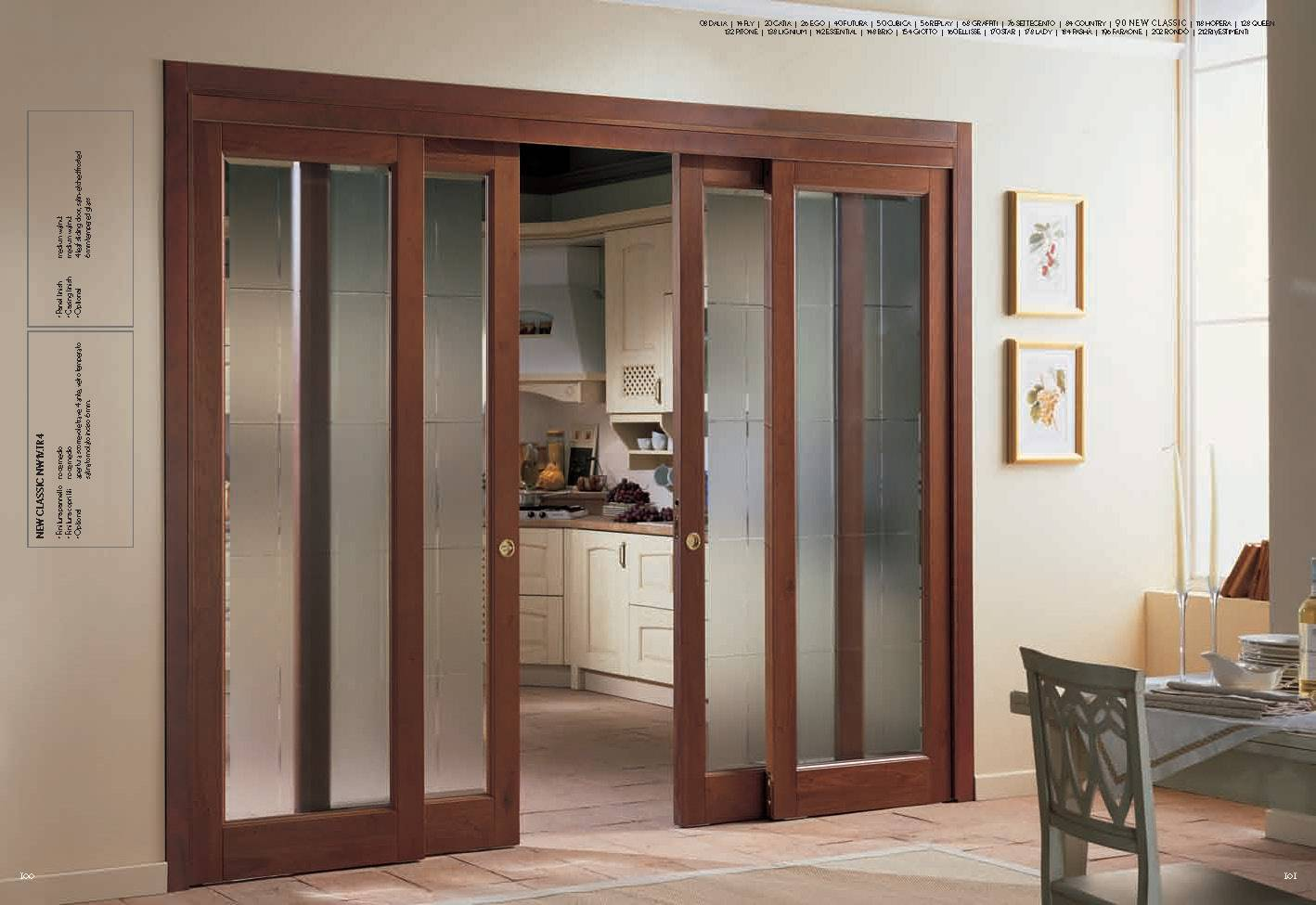 Frosted Glass Interior French Doors Home Depot