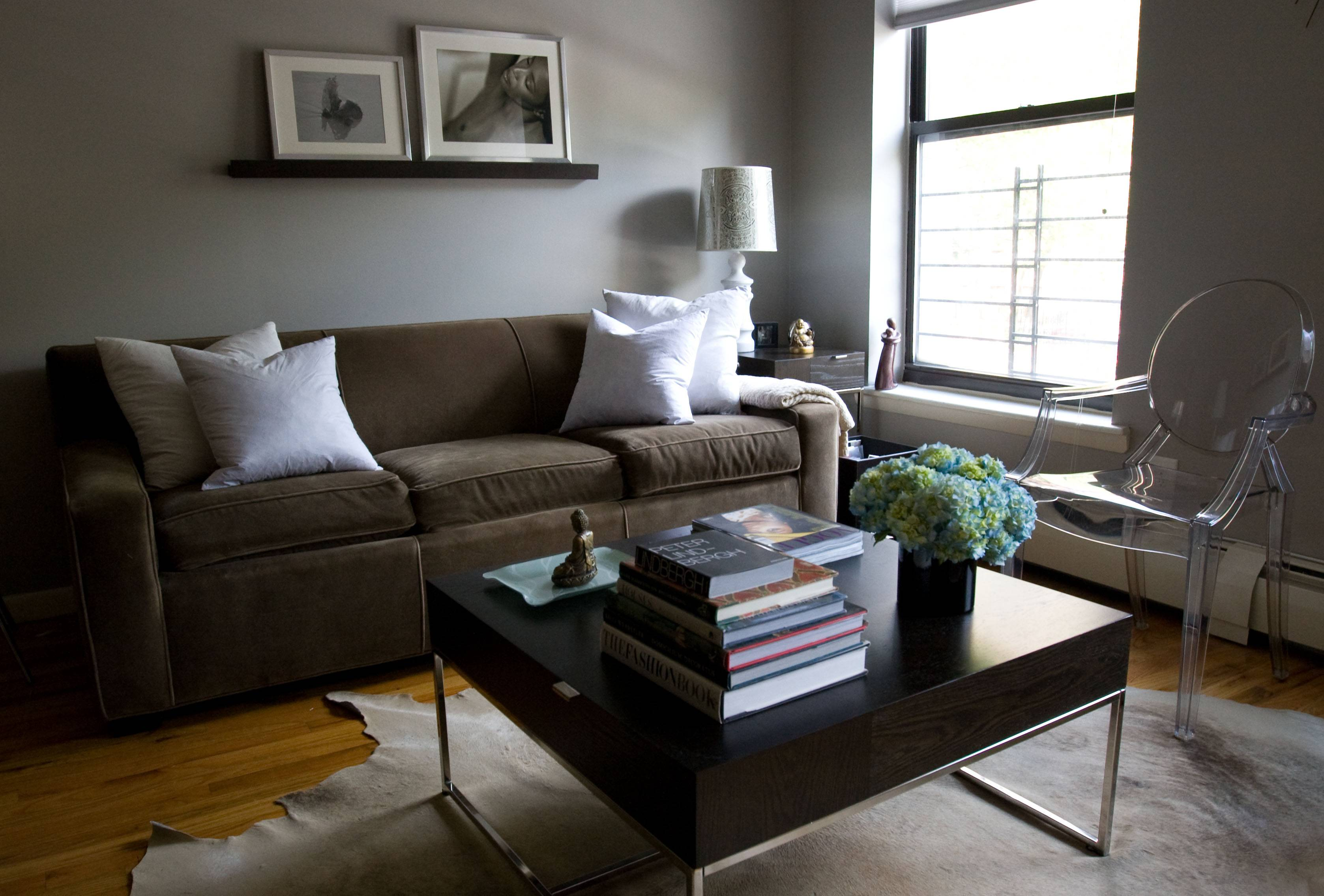 Gray Color Green Living Room Paint Here Selected Soft Warm