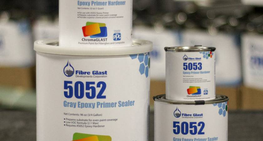 Gray Epoxy Primer Sealer Same Day Shipping
