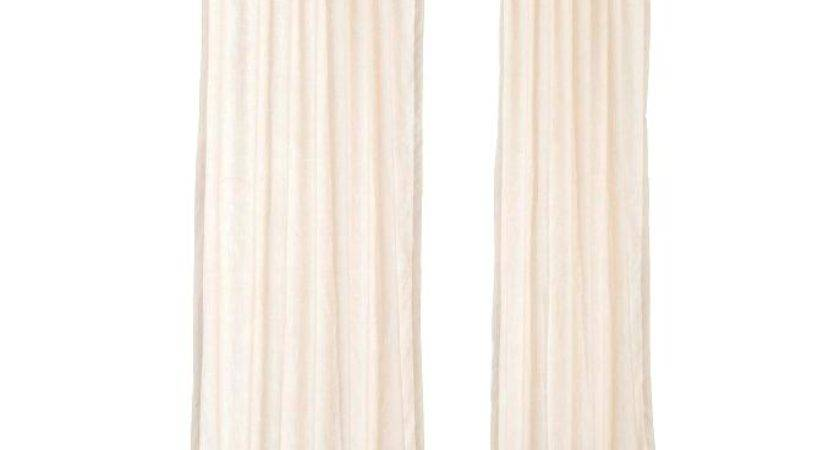 Inch Wide Fabric Curtains Inches Long Exclusive