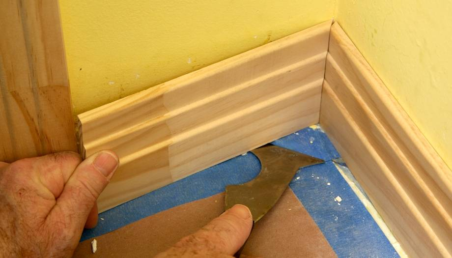 Install Baseboard Coping Joint Apps Directories