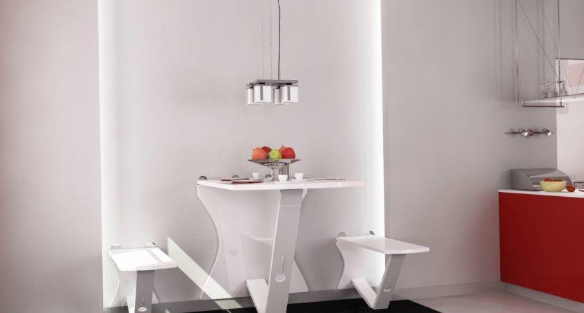 Kitchen Wall Table Model