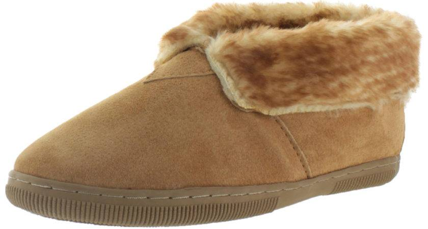 Lamo Sheepskin Women Bootie Slippers Faux Shearling Ebay