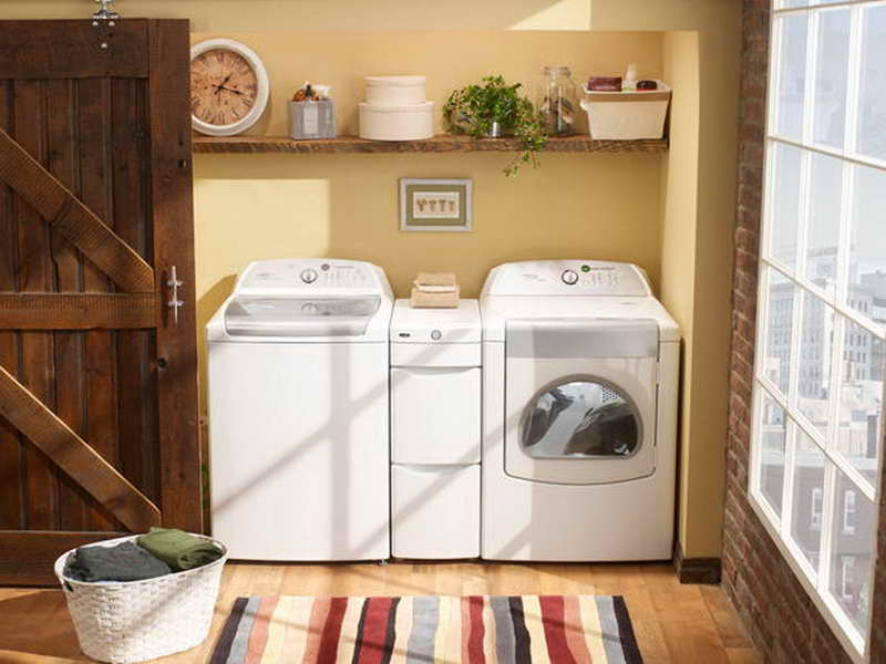 Laundry Room Ideas Small Spaces Window