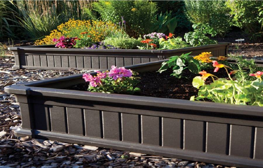 Lifetime Raised Garden Bed Plans Beds