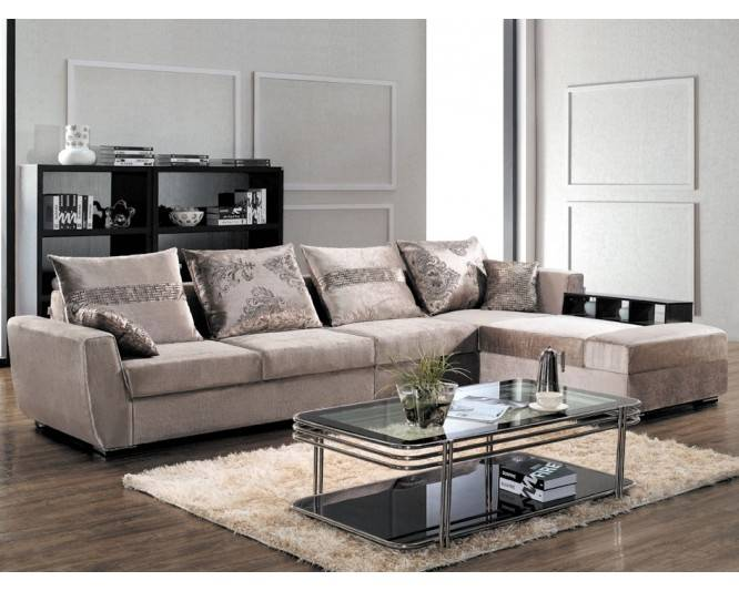 Living Room Design Best Fabric Sectional Sofas Part
