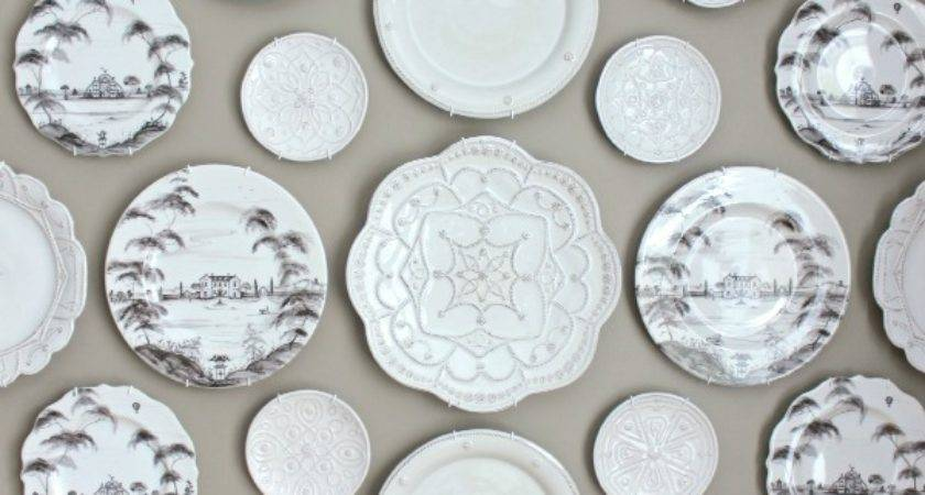 New Decorative Plate Wall Our Dining Room Driven