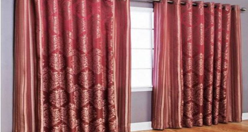 New Wide Width Bedroom Livingroom Grommet Window Treatment
