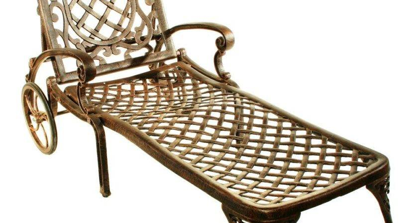 Oakland Living Mississippi Patio Chaise Lounge