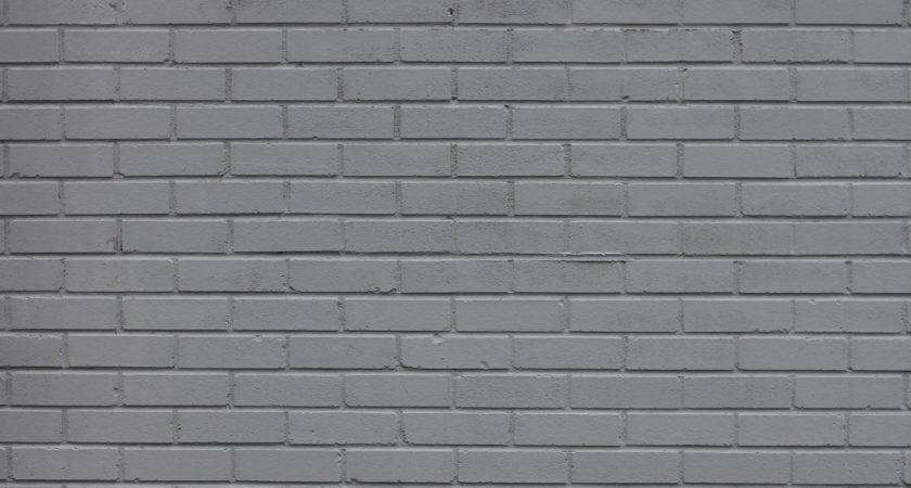 Painted Gray Wall Texture