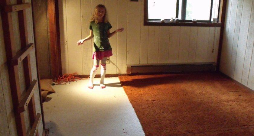 Painting Particle Board Floor Other Items Cabin Ocean