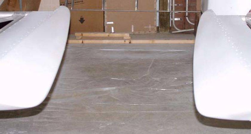 Painting Your Fiberglass Sections