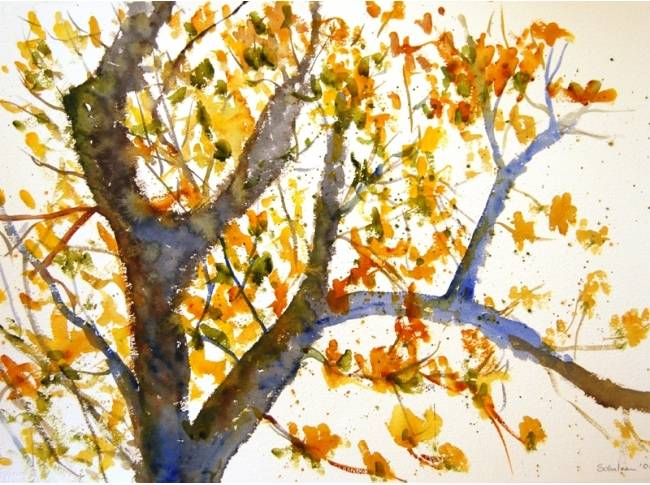 Paintings Sale Large Modern Abstract Tree Art