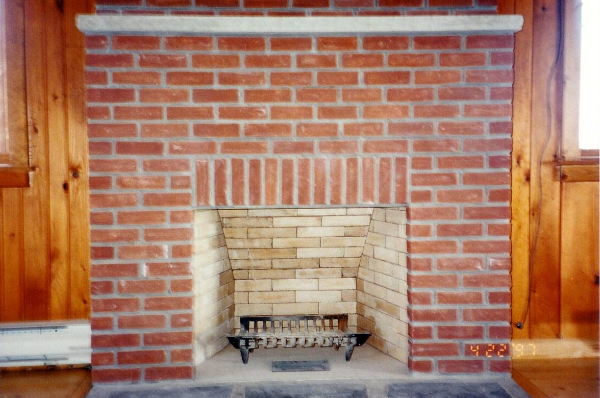 Past Projects Stone Fireplaces