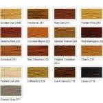 Picking Stain Color Renovated Haven